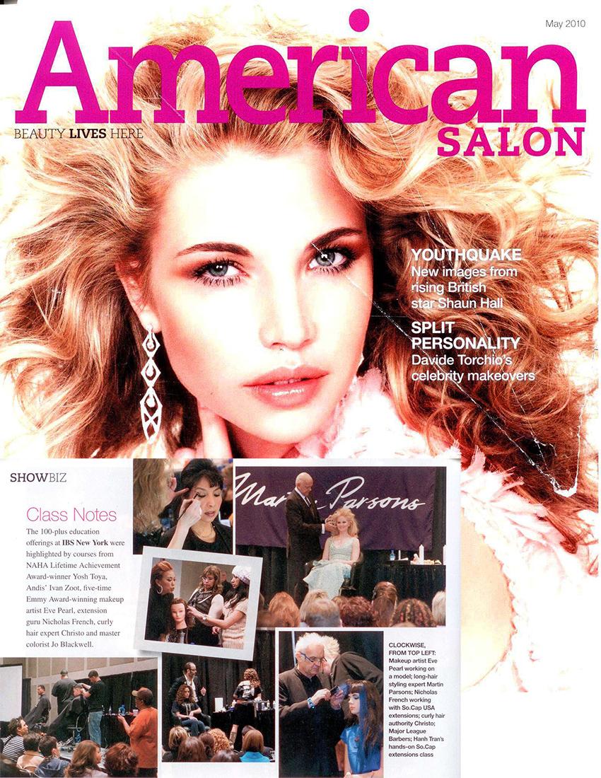 Magazine Covers Christo Fifth Avenue