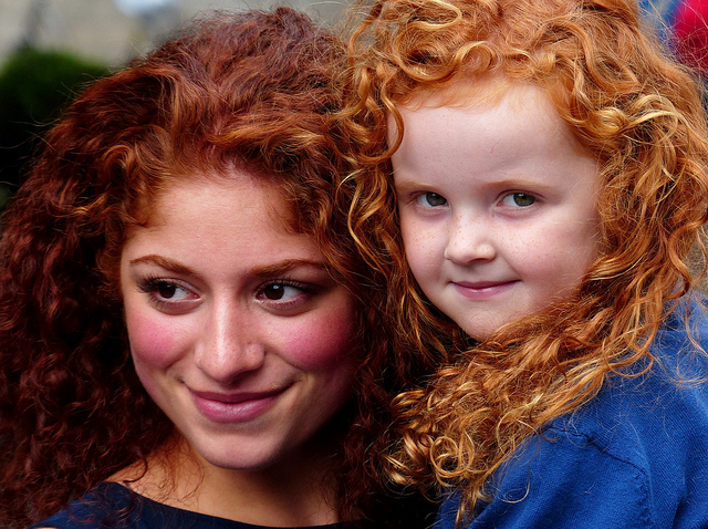 How To Manage Your Little One's Curls!
