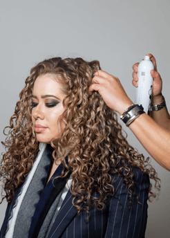 Curly Hair Salon NYC | Christo Fifth Avenue | Curlisto Cut +