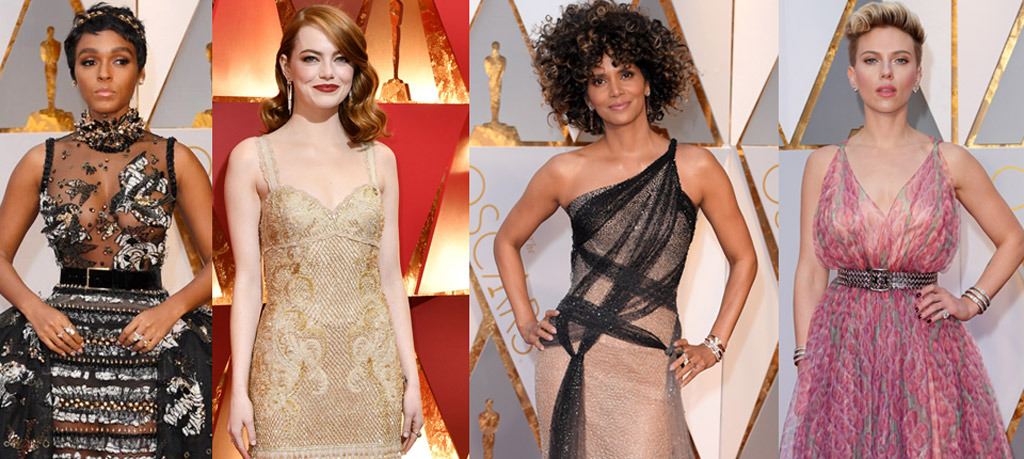 Oscars 2017- how to get the red carpet looks!